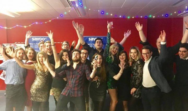 Savoo Christmas party